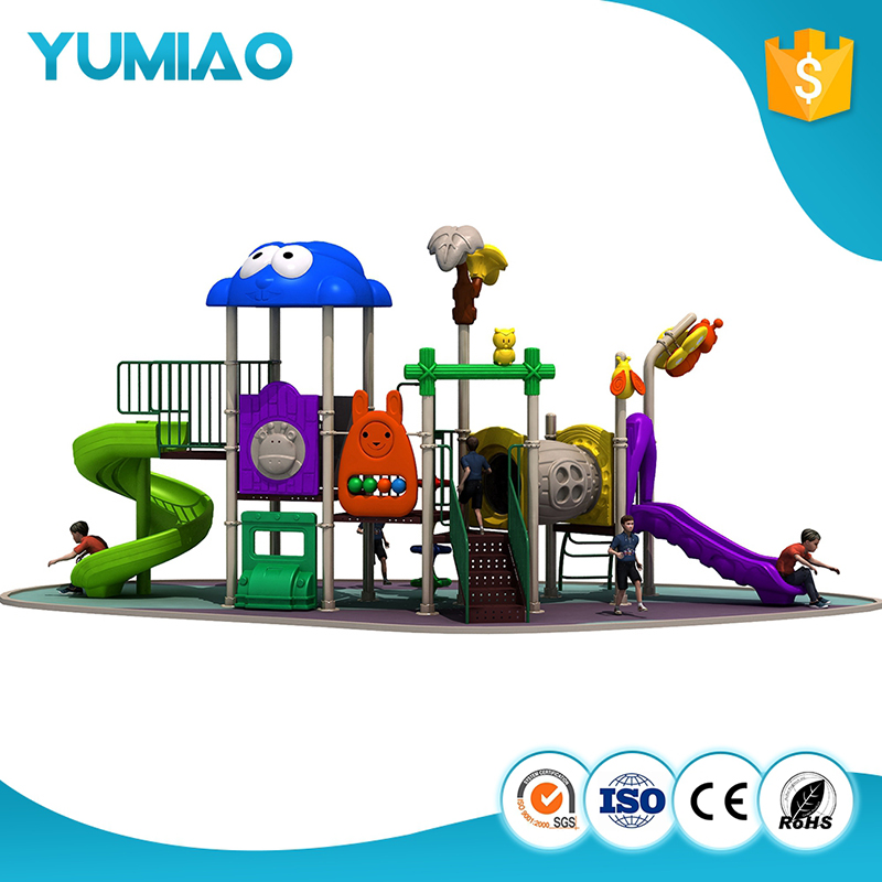 High Quality Amusement Park Best Playground Sets