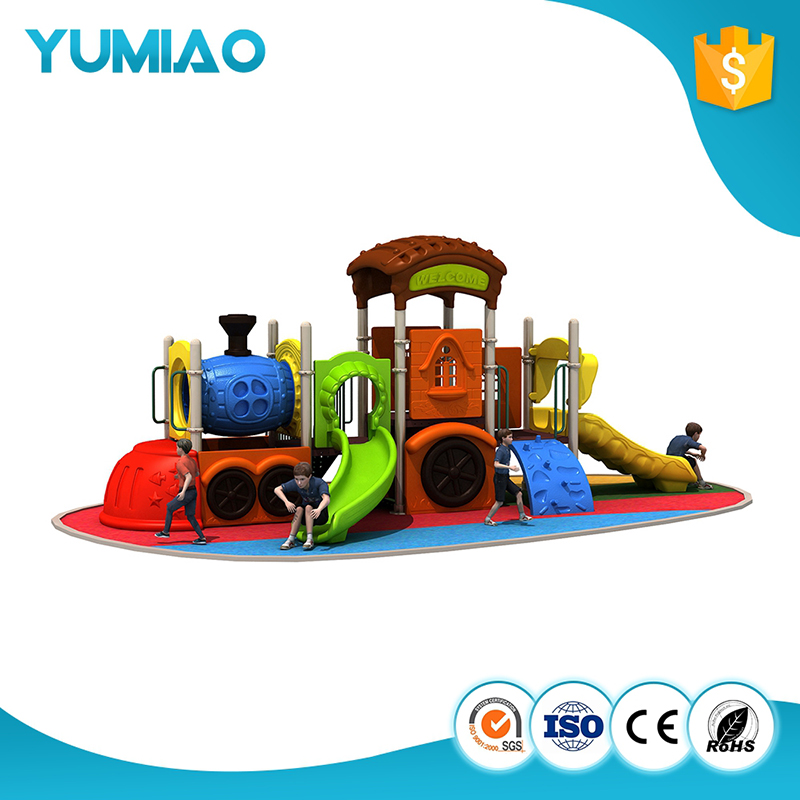 The Newest Series Children Outdoor Playground Made In China