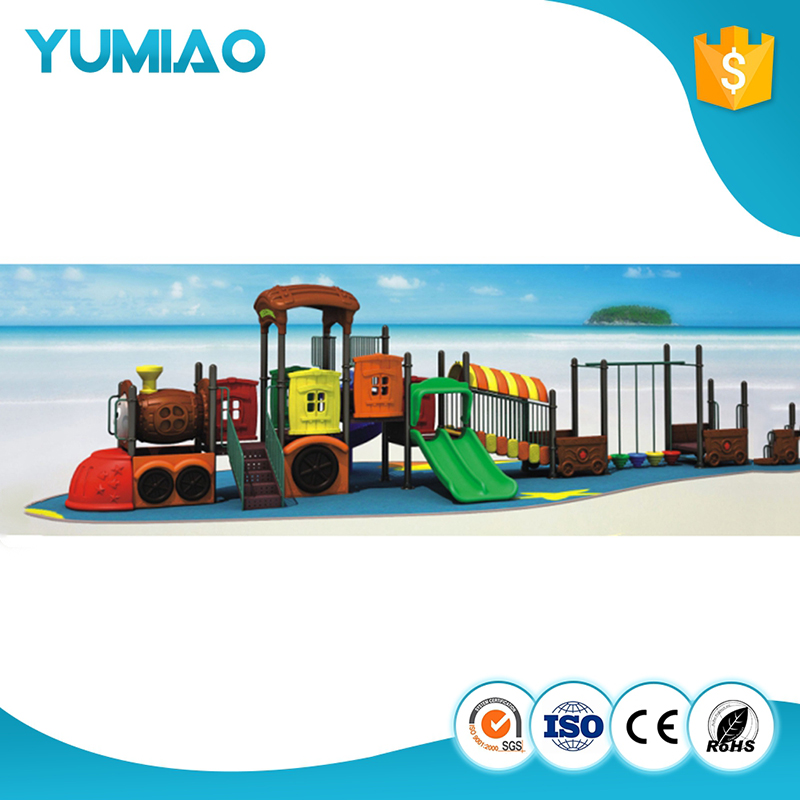 Attractive Appearance Amusement Park Children Outdoor Playground Equipment