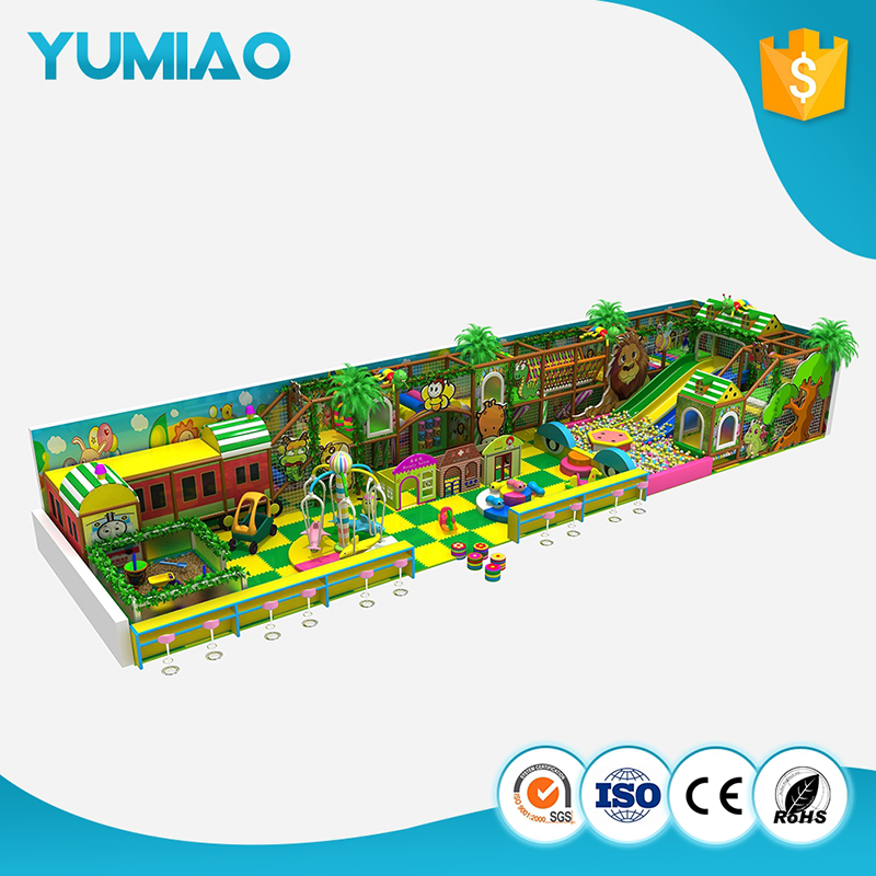 Attractions proof indoor playground big slides for sale used commercial equipment 2017 children play maze indoor playground