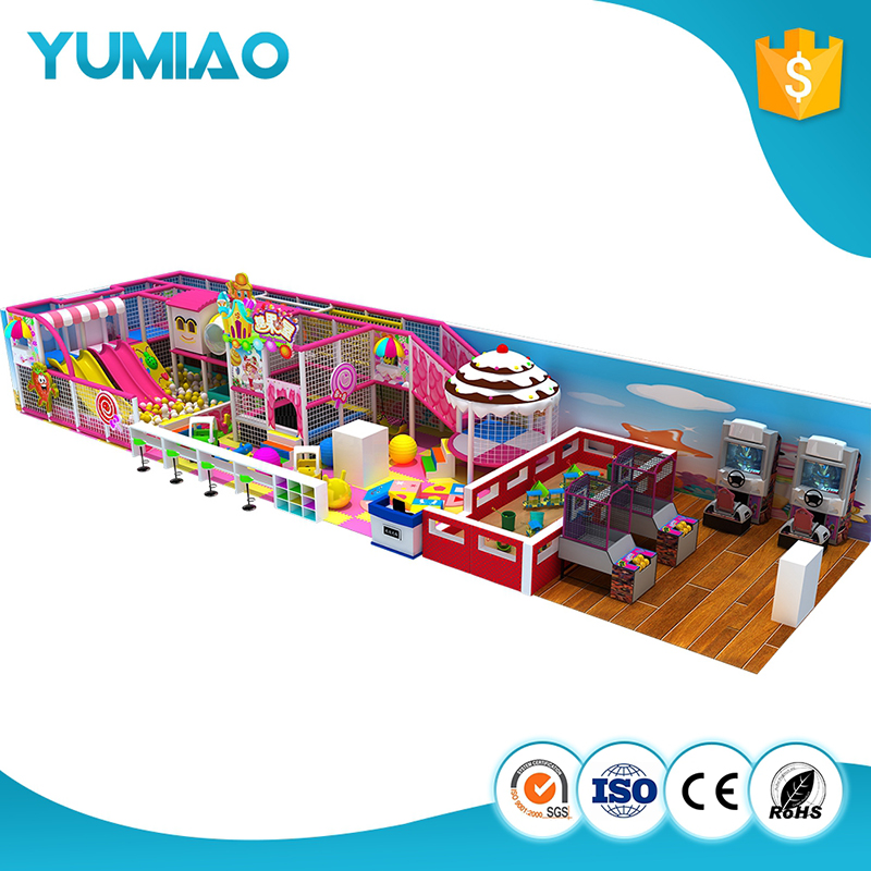 New Design amusement park soft bridge newest indoor playground large children indoor soft playground