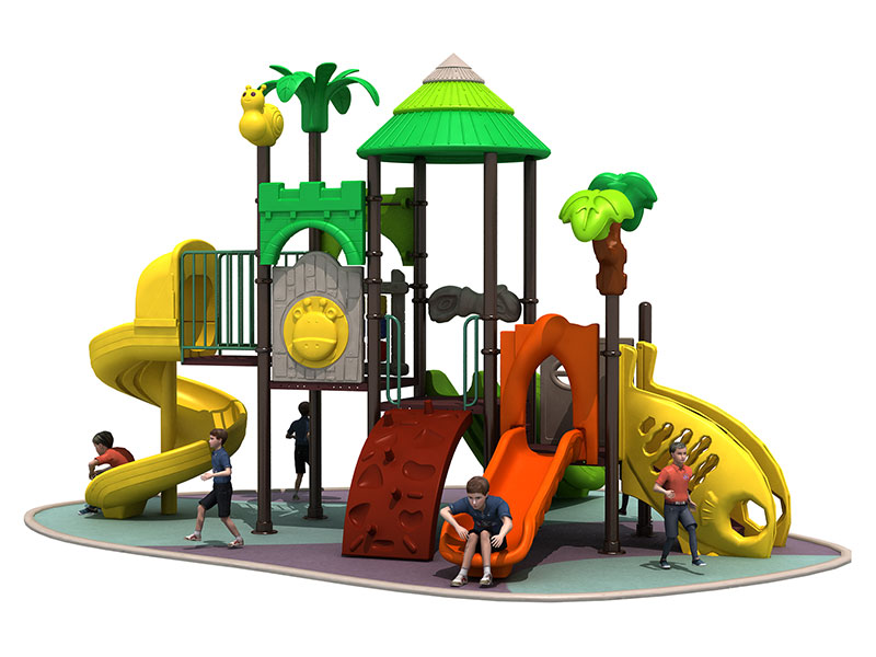 Kids Plastic Outdoor Play Equipment South Africa CT-006