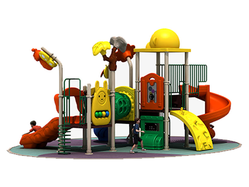 Early Childhood Playground Equipment for Kindergarten DW-006