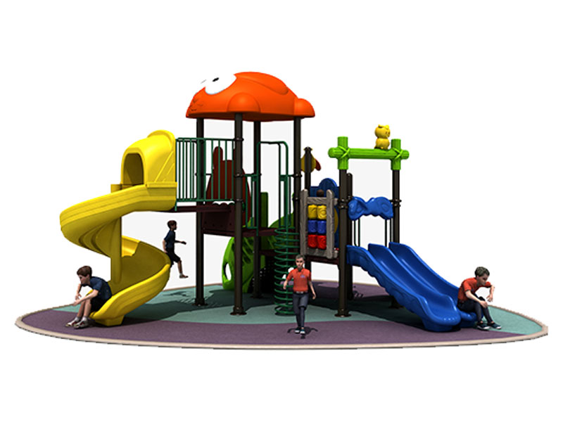 Small and Cheap Outdoor Play Area for Kids DW-011