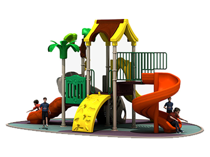 Cheap Toddler Backyard Playground for Sale MTH-006