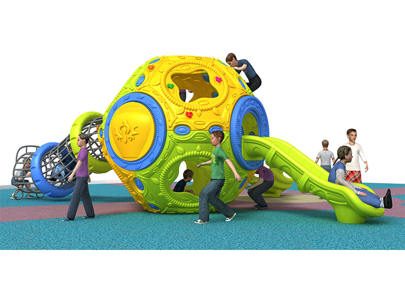 Buy Plastic Childrens Climbing Frame and Slide UK ZHS-010