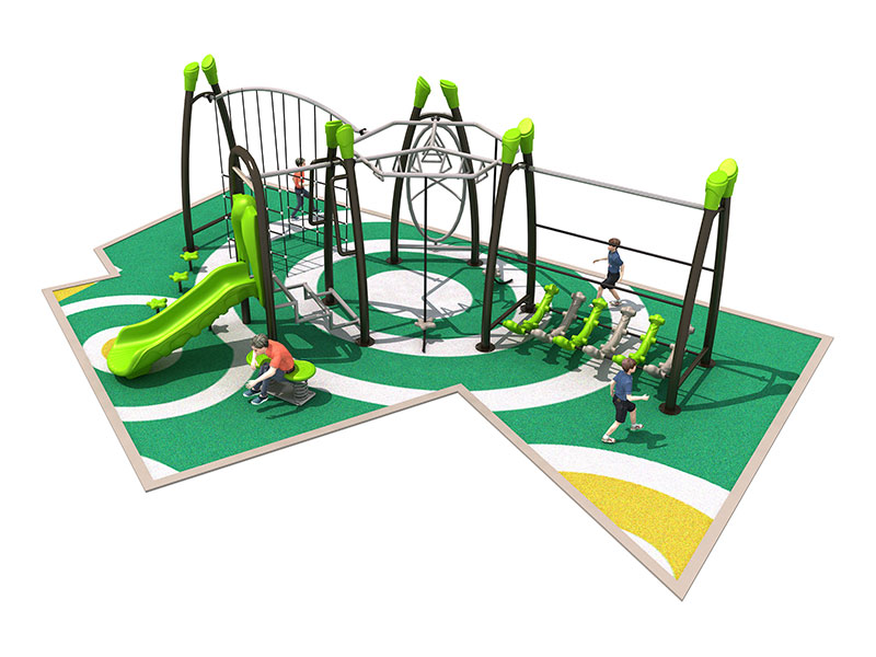 Outdoor Kids Climbing Gym with Factory Price TP-006