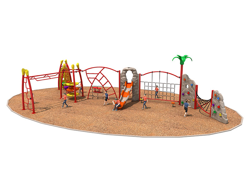 Outdoor Climbing Playground for Older Kids TP-007