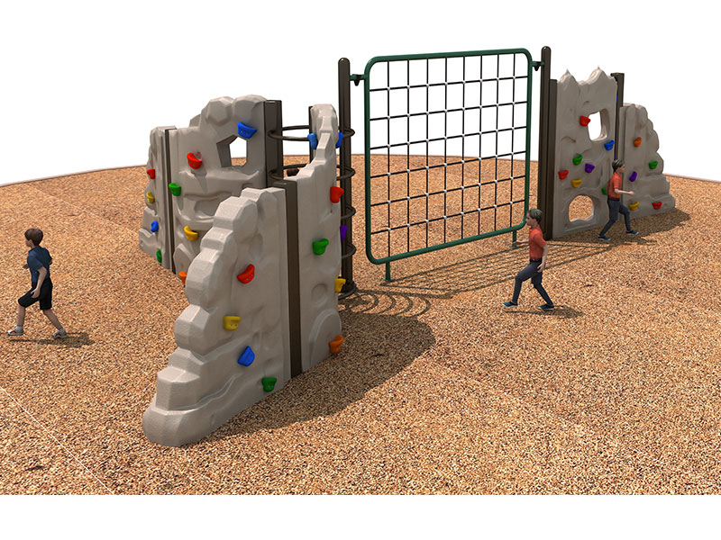 Outdoor Rock Climbing Wall for Kids LP-001