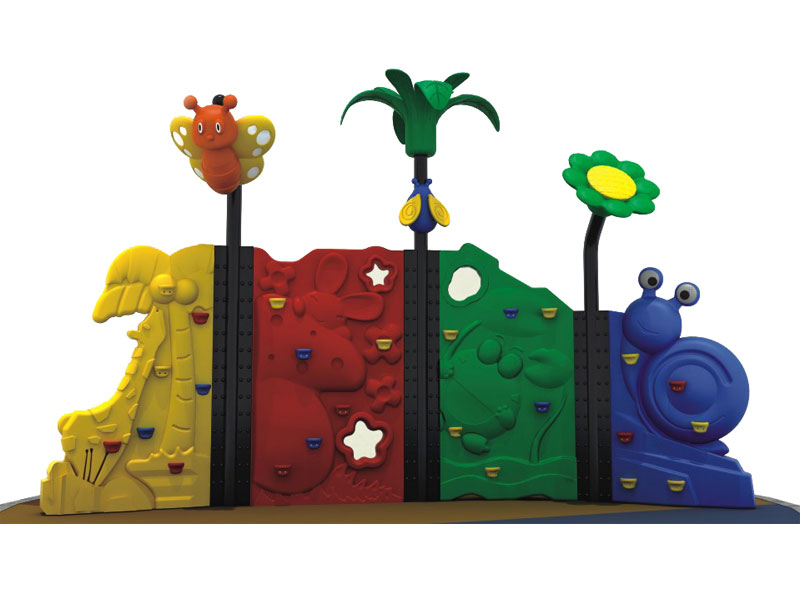 Outdoor Plastic Rock Climbing Panels LP-022