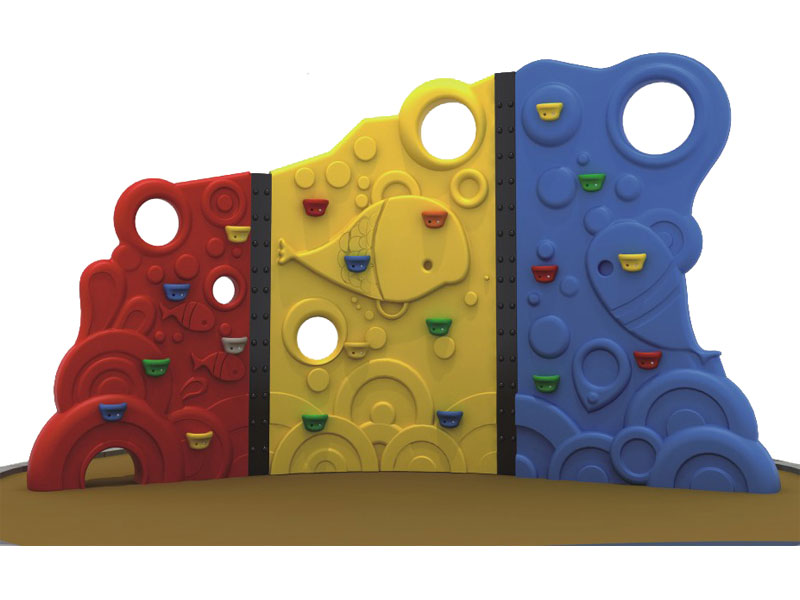 Outdoor Kids Rock Climbing Wall Supplies in China LP-024