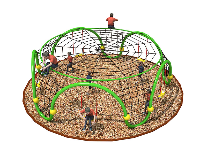 New Design Outdoor Geo Climber for Kids ODCS-005