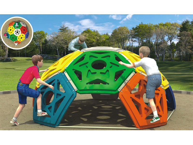 Used Outdoor Playground Dome Climber with Best Price ODCS-026