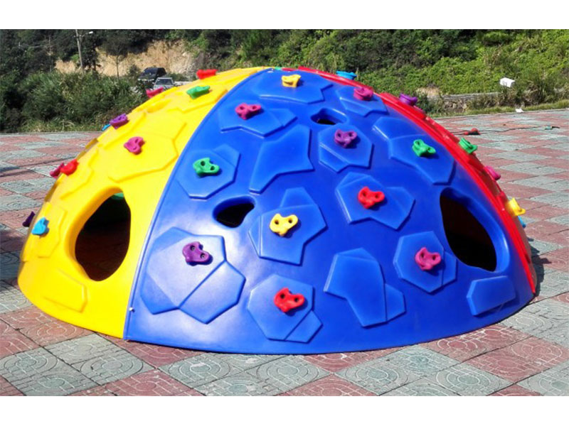 Small Indoor Plastic Playground Dome for Kids ODCS-029