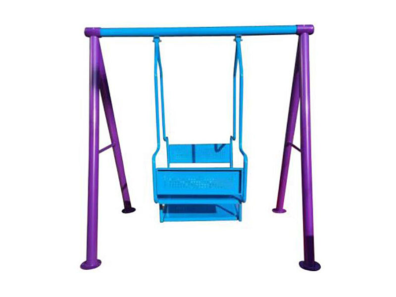 Outdoor Simple Swing Set for Small Backyard SW-014