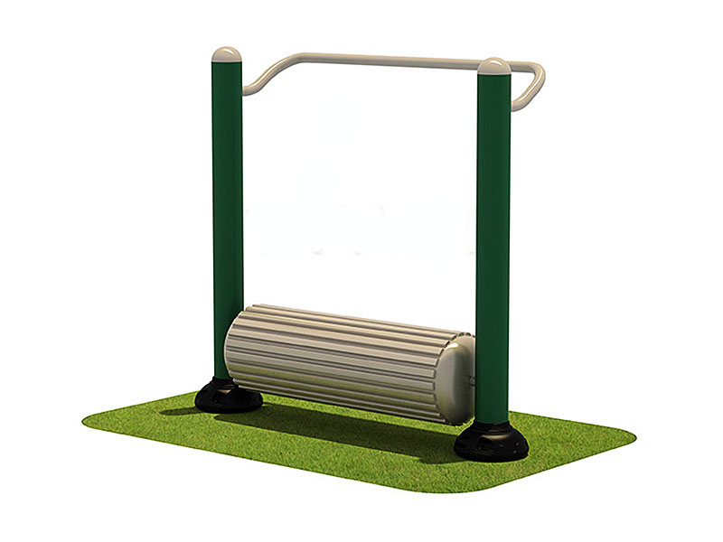 Workout Playground Equipment Single Legs Rolling Trainer OF-033