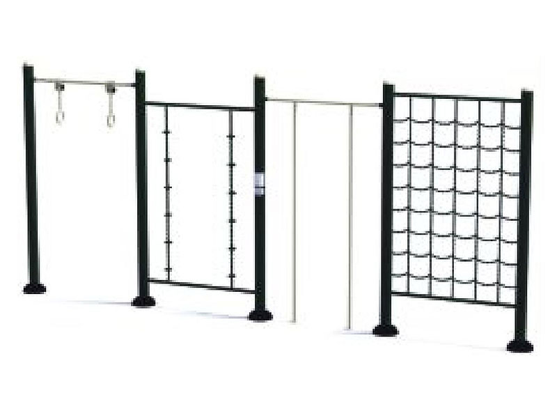Multifunctional Outdoor Fitness Stations Climbing Trainer OF-038
