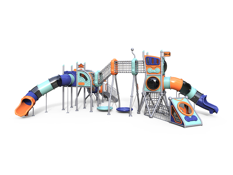 Large Kids Jungle Gym for Parks MH-001