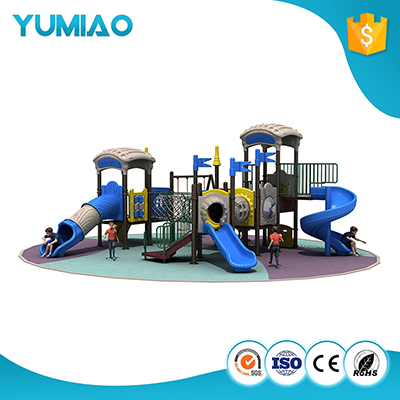 Standard Amusement Park Outdoor Kids Playground, Fire Control Series,Big Outdoor Playground