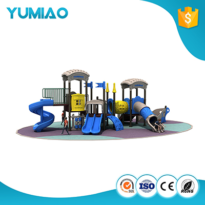 Cheap outdoor amusement playground equipment