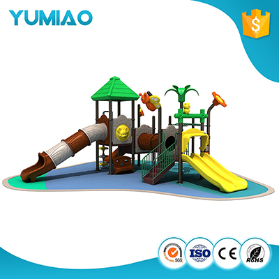 Fast Delivery Anti-Fade Children Outdoor Playground Equipmen