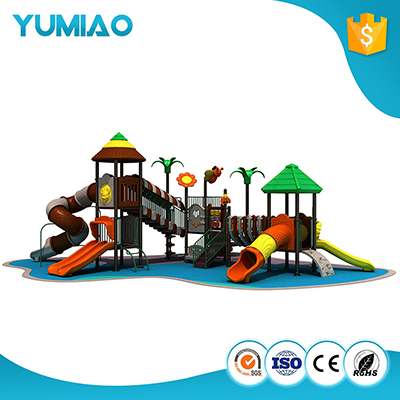 Hot New Products Amusement Park Plastic Water Slide
