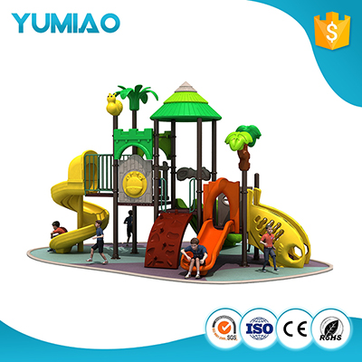 Children gym outdoor play ground playground equipment slide