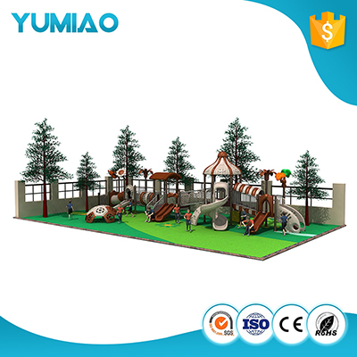 Hot selling fashionable Amusement Park outdoor playground