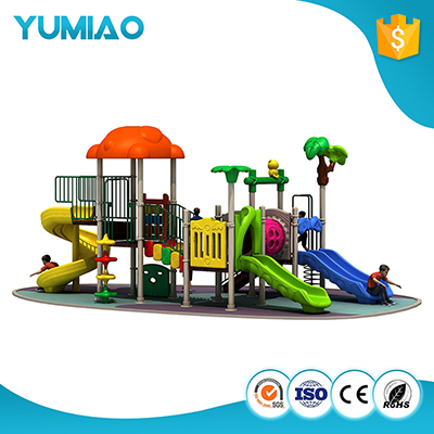 Advanced Technology Anti-Fade Baby Playground Equipment