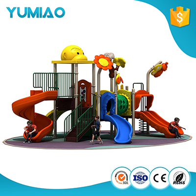 Customized Design CE Certificated Colorful Playground Equipment