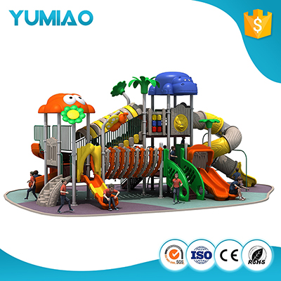 Customized Design Colorful Playground Equipmen
