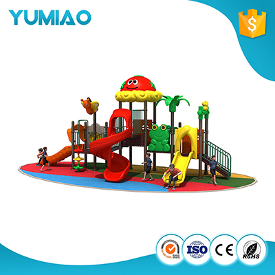 Attactiveb Outdoor Playground For Park Preschool