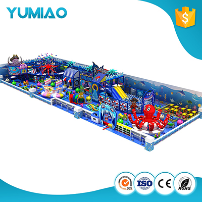 Funny indoor playground games large play station