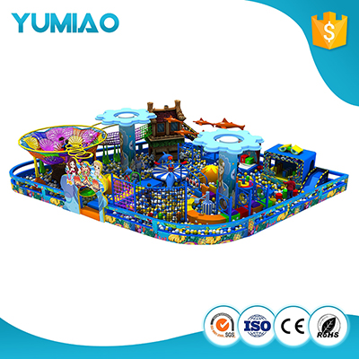 Cheerful Amusement adventure large kids indoor playground naughty castle kids playground indoor