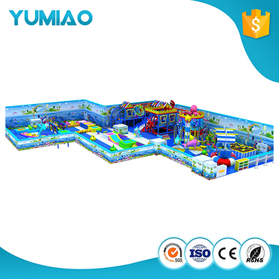 Factory price large playground adventure game