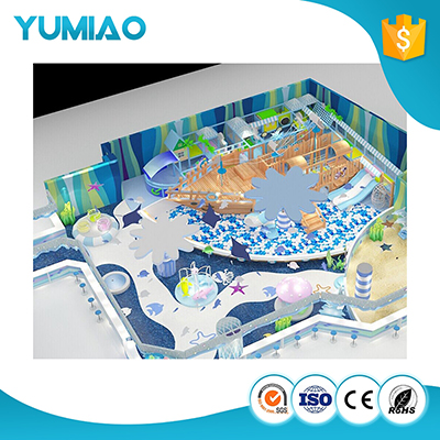China factory amusement park indoor playground kids soft playground