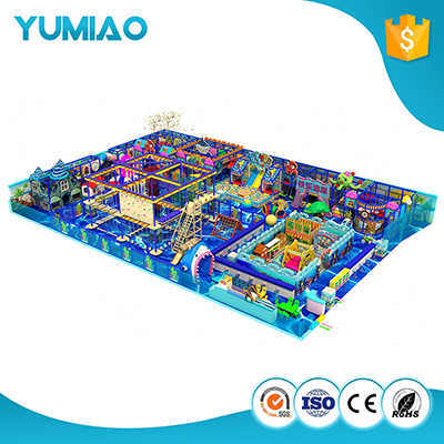 Safety colorful indoor playground for kids indoor tunnel playground