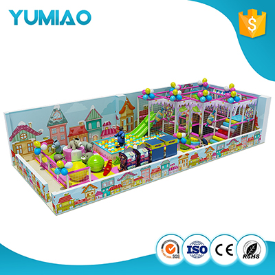 naughty castle plastic kids play children indoor playground ball cannon amusement naughty castle equipment