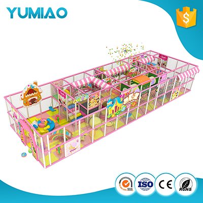 Kids popular mini play sets theme park equipment for sale preschool playground