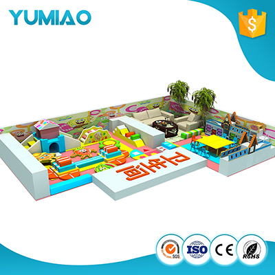 Factory supply commercial children large indoor playground European indoor playground pvc playground