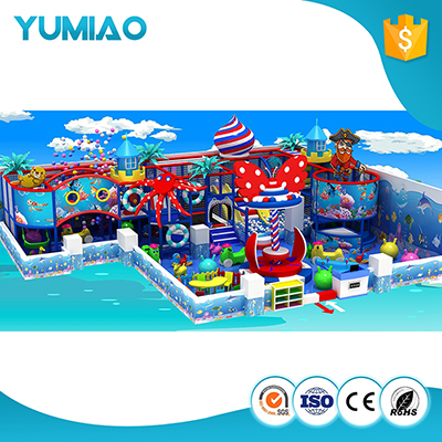 New Design recreation playground commercial used indoor playground