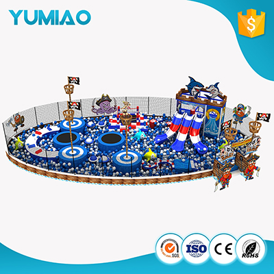 Commercial preschool indoor amusement playground