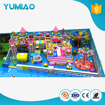 Novelty design indoor playground equiptment with best price