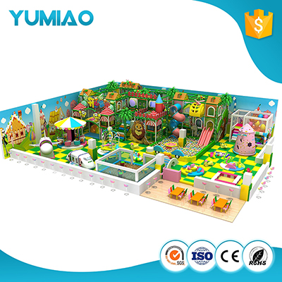 Attractions proof steel indoor playground play equipment jungle indoor playground