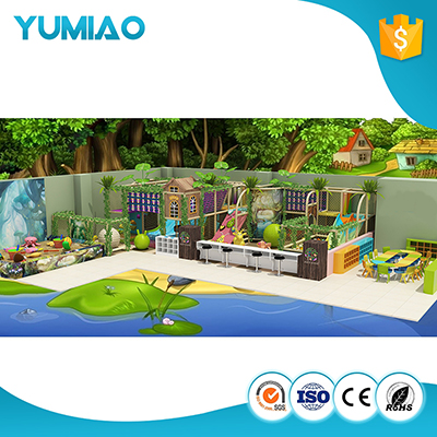 China manufacture kids play center indoor playground design children playground equipment