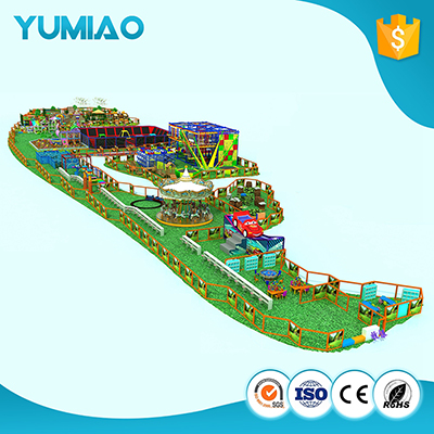 Factory custom kids modern indoor playground toddler playground interactive indoor playground for children
