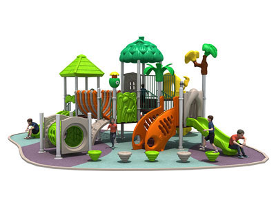Backyard Playground Equipment for Kids CT-001
