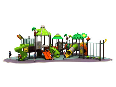 Big Commercial Playground Equipment for Churches CT-004