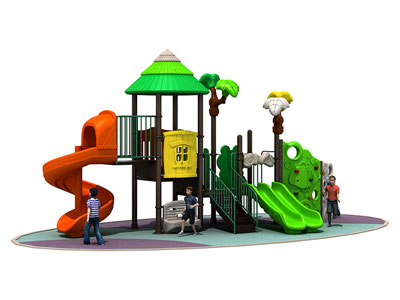 Affordable Backyard Playground Sets for Kids CT-010