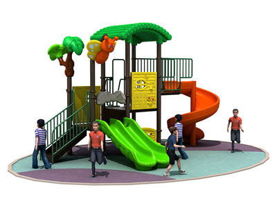 Top Rated Outdoor Play Structures for Small Yards CT-012